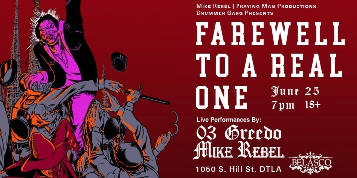 03 Greedo & Mike Rebel - The Last Concert | F