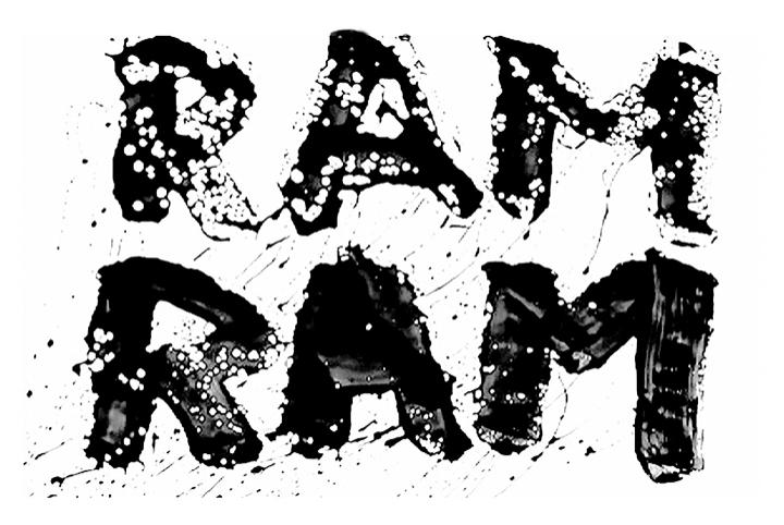 RAMRAM / Elisa Muliere e Stefano Ronci