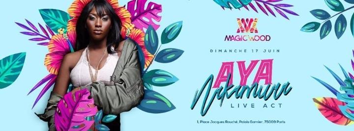 AYA NaKamura Live Act - MagicWood