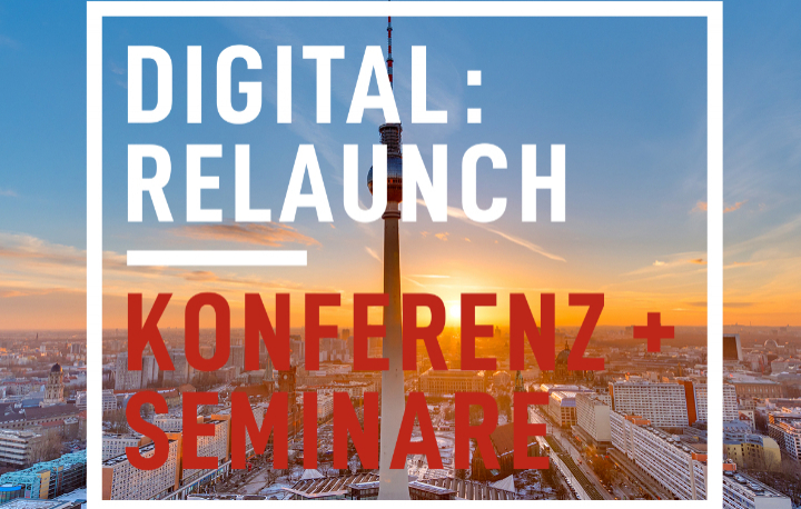 Digital:Relaunch - Strategie, Work, Business,
