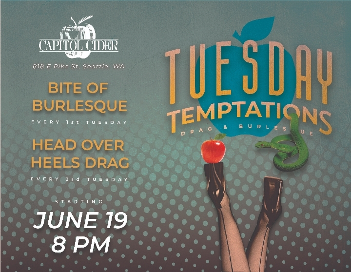 Tuesday Temptations Launch Party
