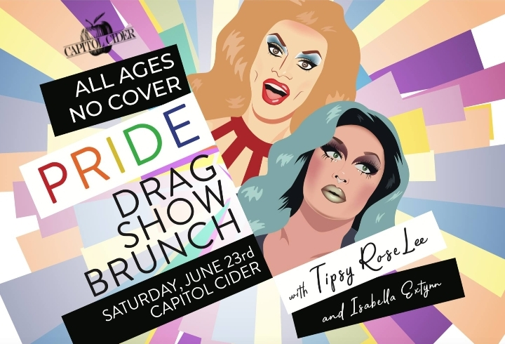 ALL AGES PRIDE Drag Brunch
