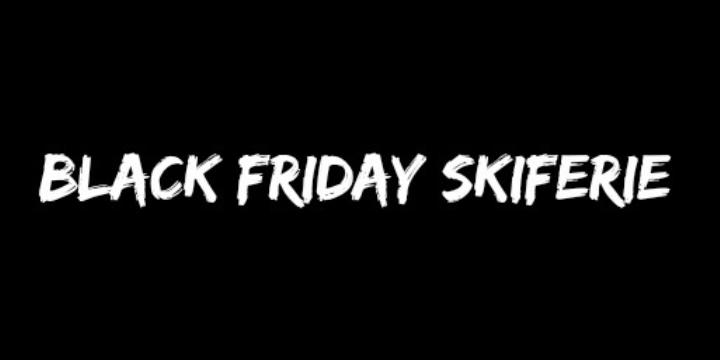 Black Friday hos Skisport.dk