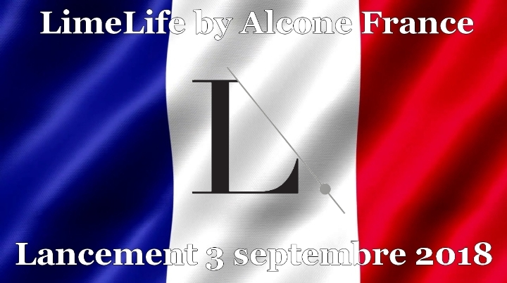 Lancement LimeLife by Alcone en France