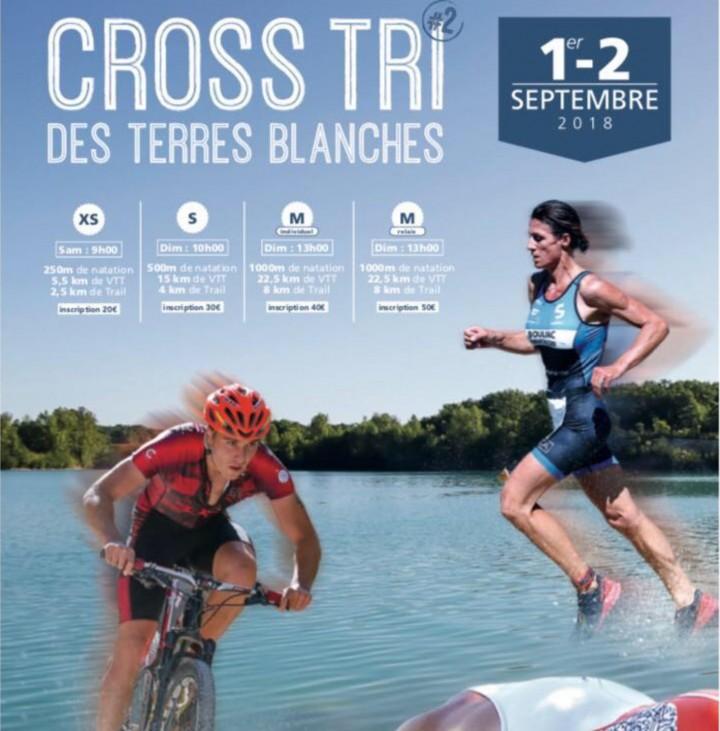 Cross Triathlon des Terres Blanches