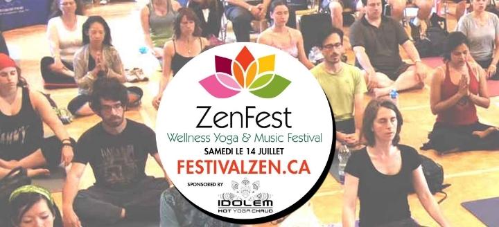 Montreal ZEN Festival- Festival de Musique et de YOGA de Montreal