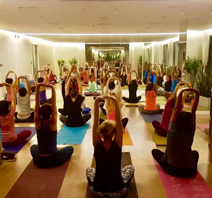 International Yoga Day Complimentry Class