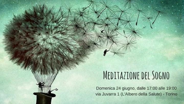 Meditazione del sogno
