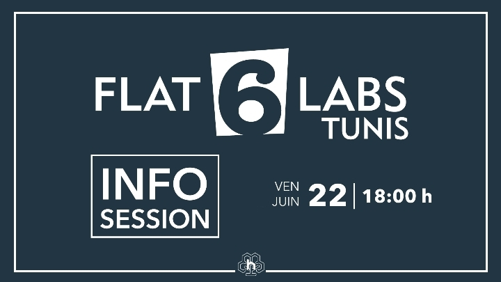 Info session Flat6Labs