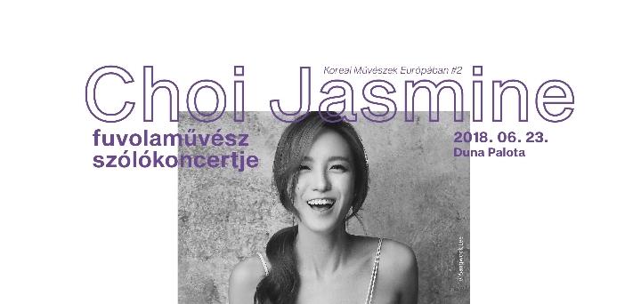 Jasmine Choi fuvolaművész koncertje