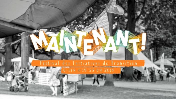 Maintenant! - Festival des initiatives de tra