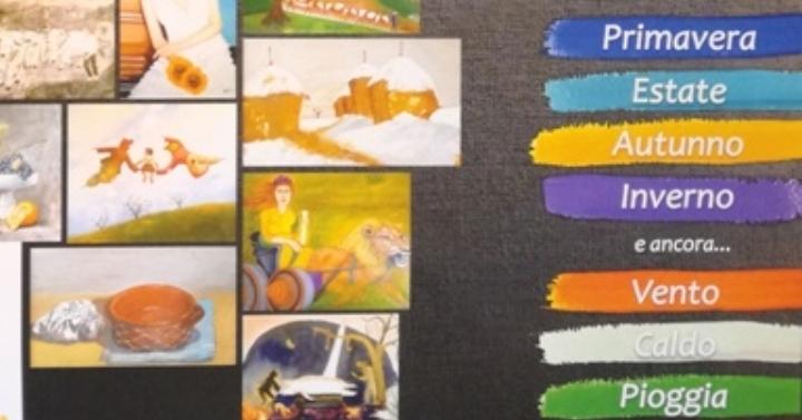 Mostra di Pittura nel settore agricolo