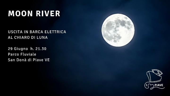 Moon River - Uscita in barca elettrica al chi