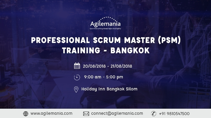 Professional Scrum Master (PSM) Training - Ba