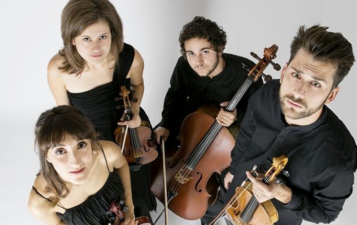 Quartetto d'archi TAAG