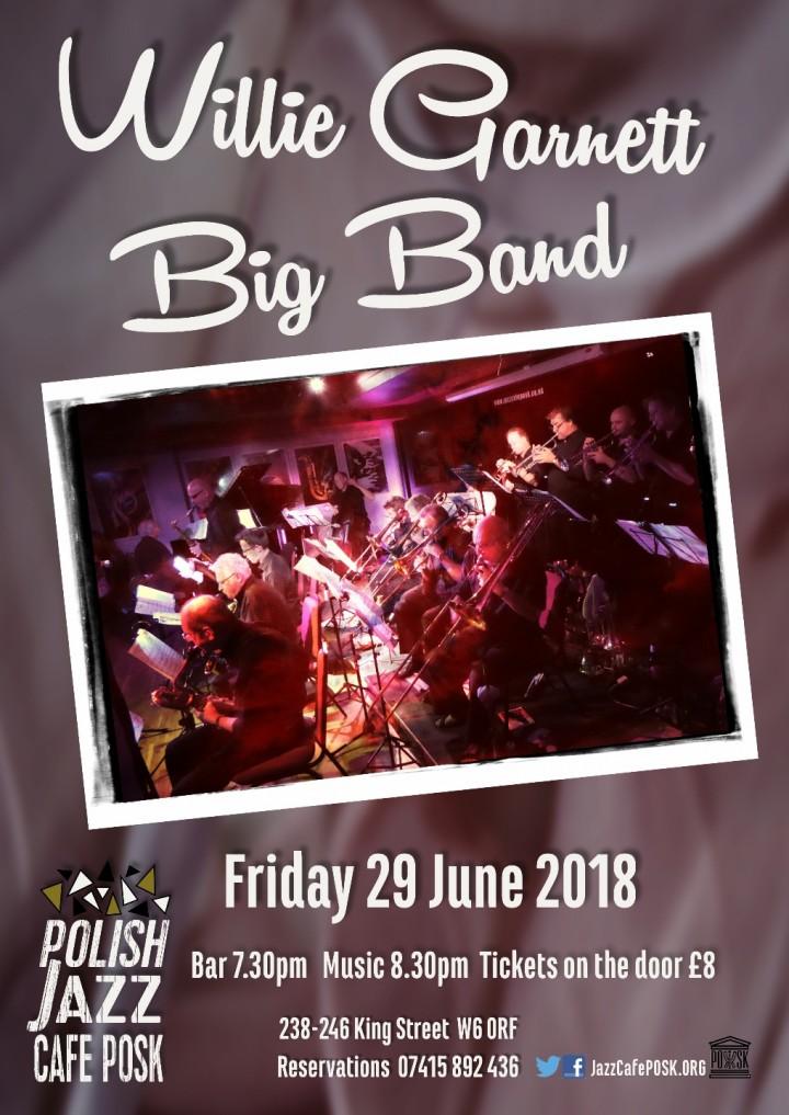 Willie Garnett Big Band