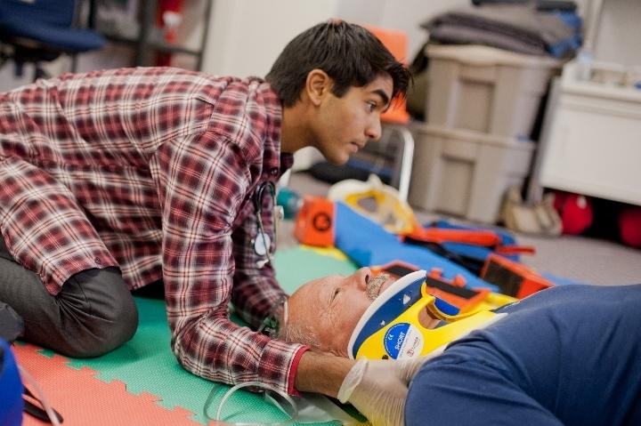 WSBC OFA Level 3 First Aid Training