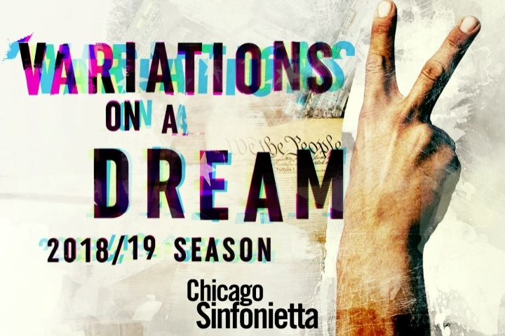 """Chicago Sinfonietta """"Dreams"""" Big With 2018-19"""