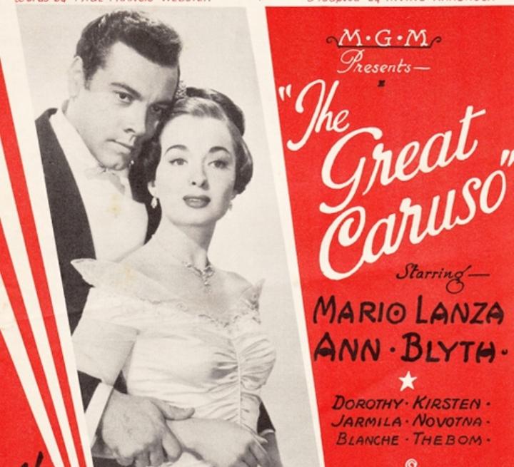 The Great Caruso classic film