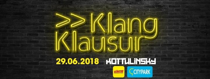 Klang Klausur Volume 5