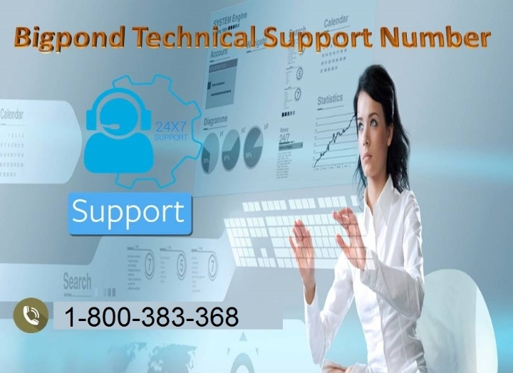 Bigpond Technical Support 1-800-383-368 Numbe