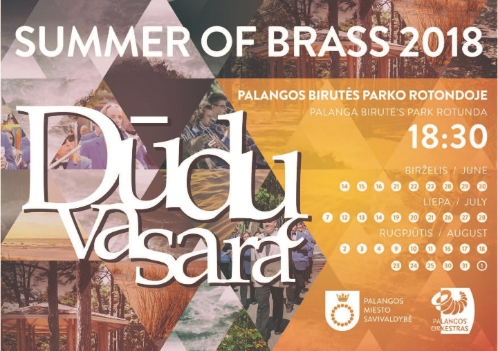 Dūdų vasara / Summer of Brass