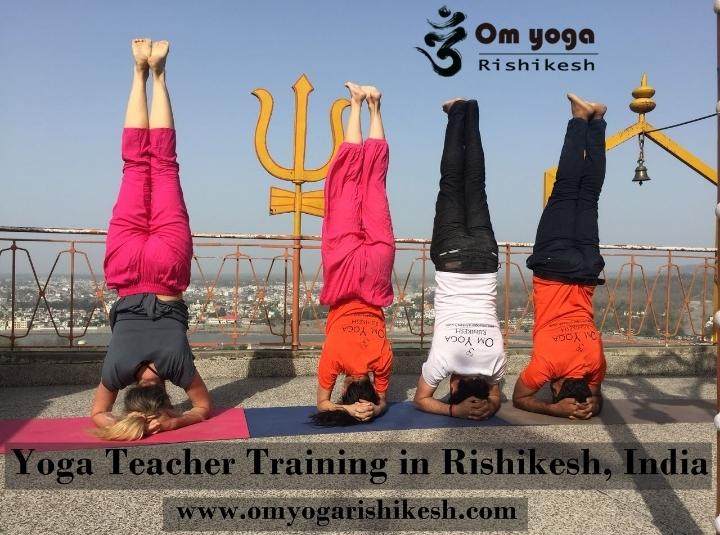 200 Hour Yoga Teacher Training in Rishikesh,