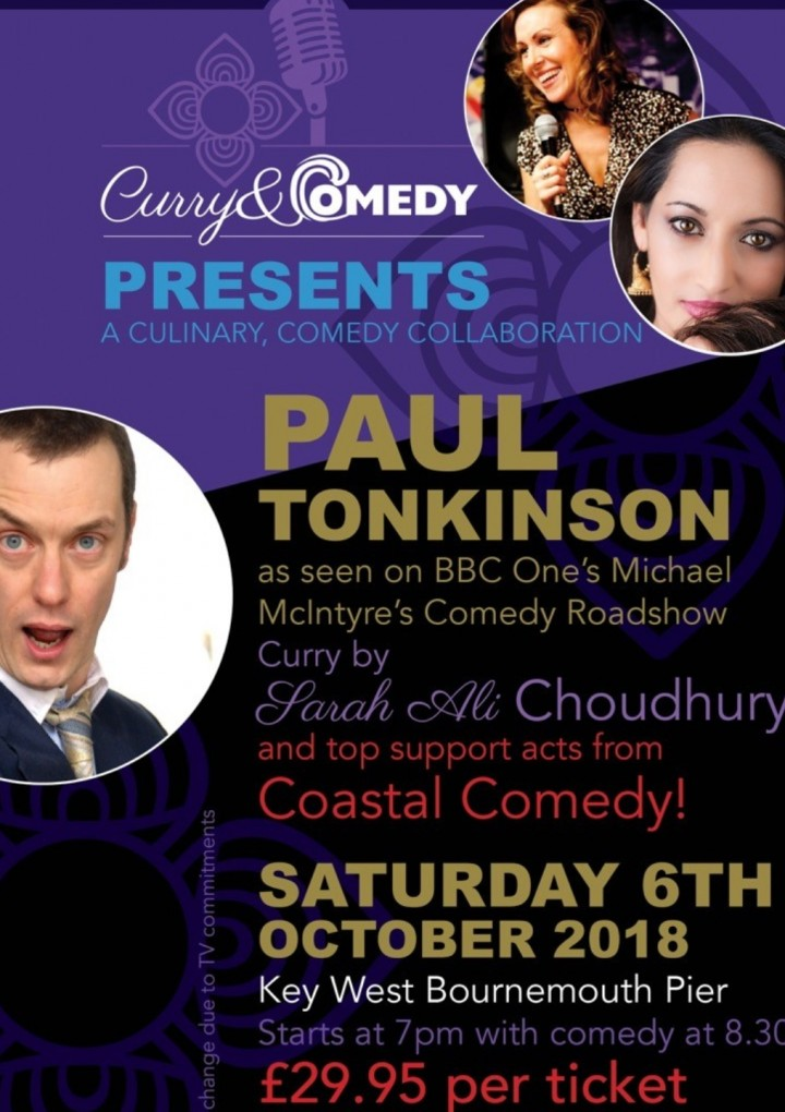 Curry and Comedy