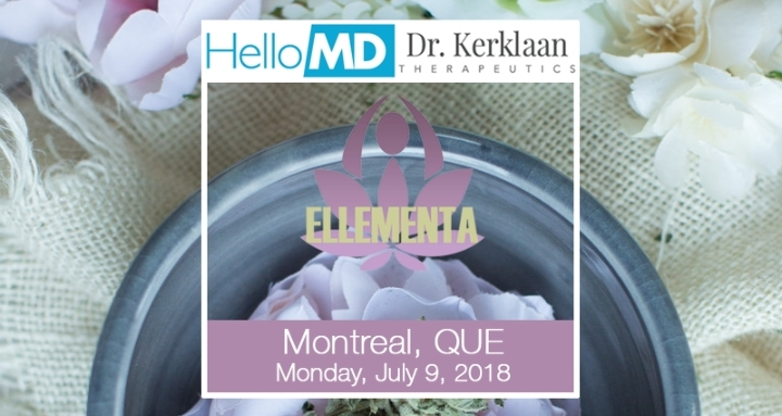 Ellementa Montreal: Women's Wellness with Can