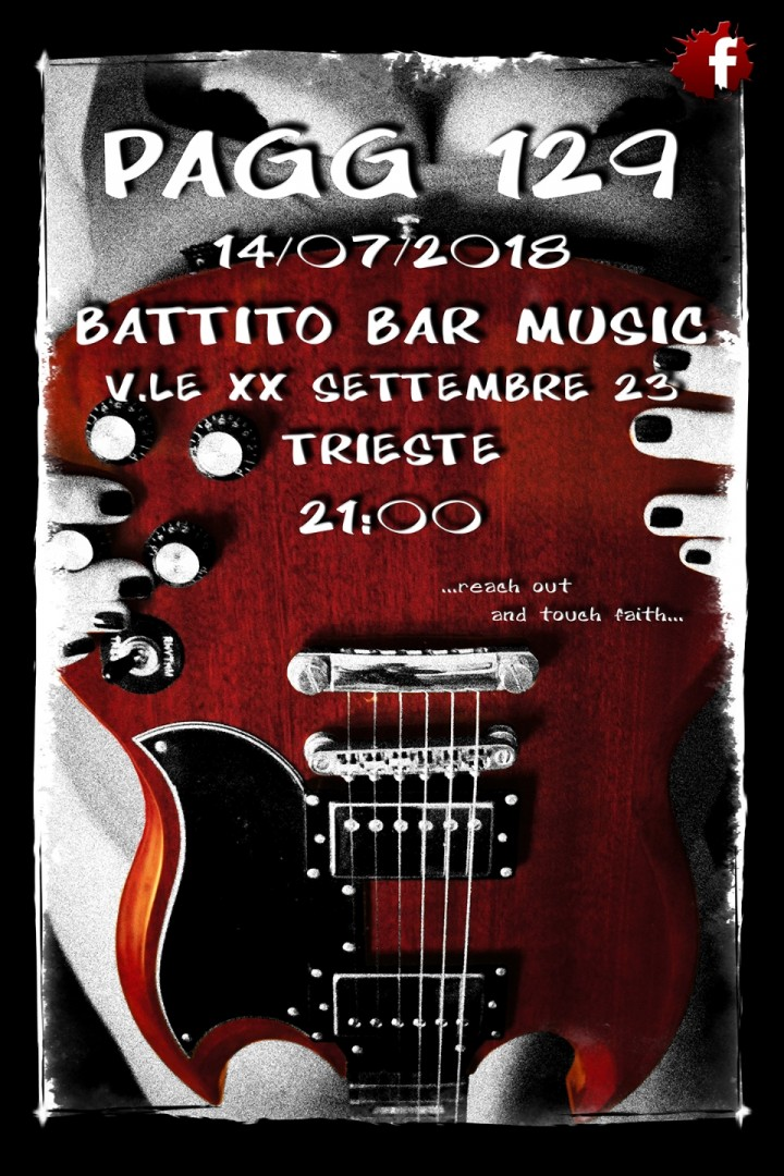 PAGG 129 Live - Battito Bar Music