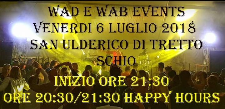 WAD&WAB Musica Giovane a Tutto Campo Zona spr