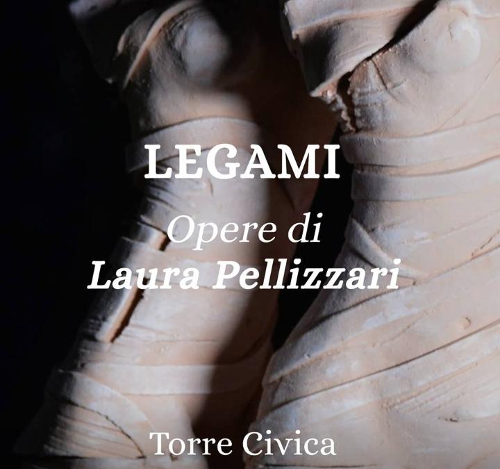 "Inaugurazione mostra ""LEGAMI"" - Sculture di L"