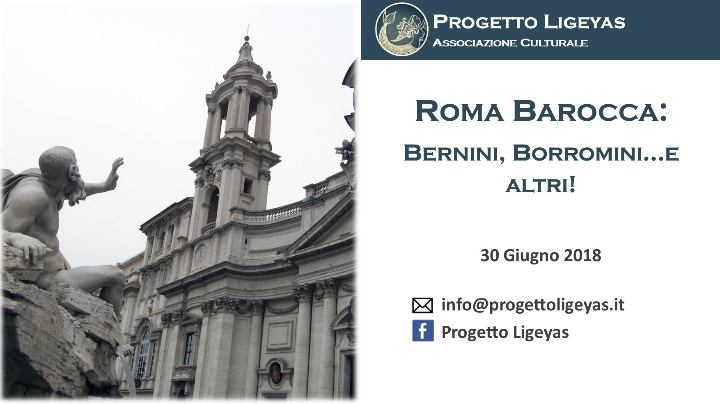 Roma Barocca: Bernini, Borromini...ed altri!