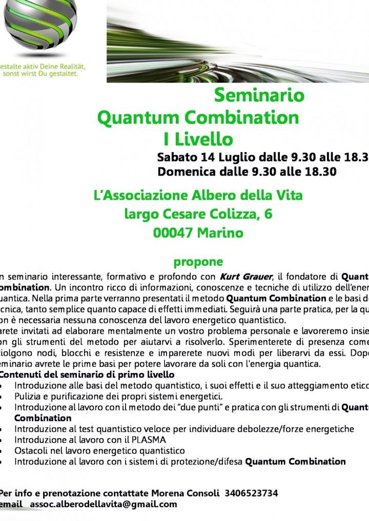 conferenza gratuita conquantum combination