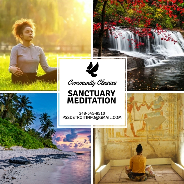 Sanctuary Meditation