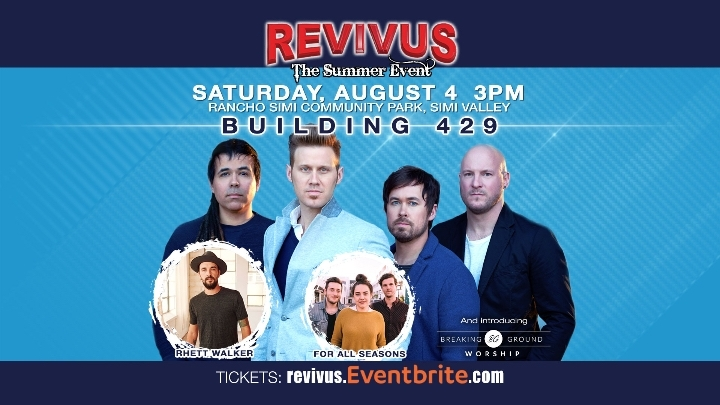 Revivus: The Summer Event - Christian Concert