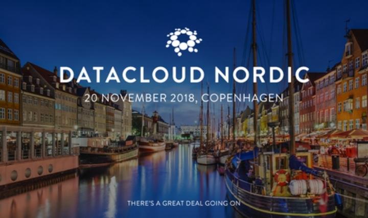 Datacloud Nordic 2018
