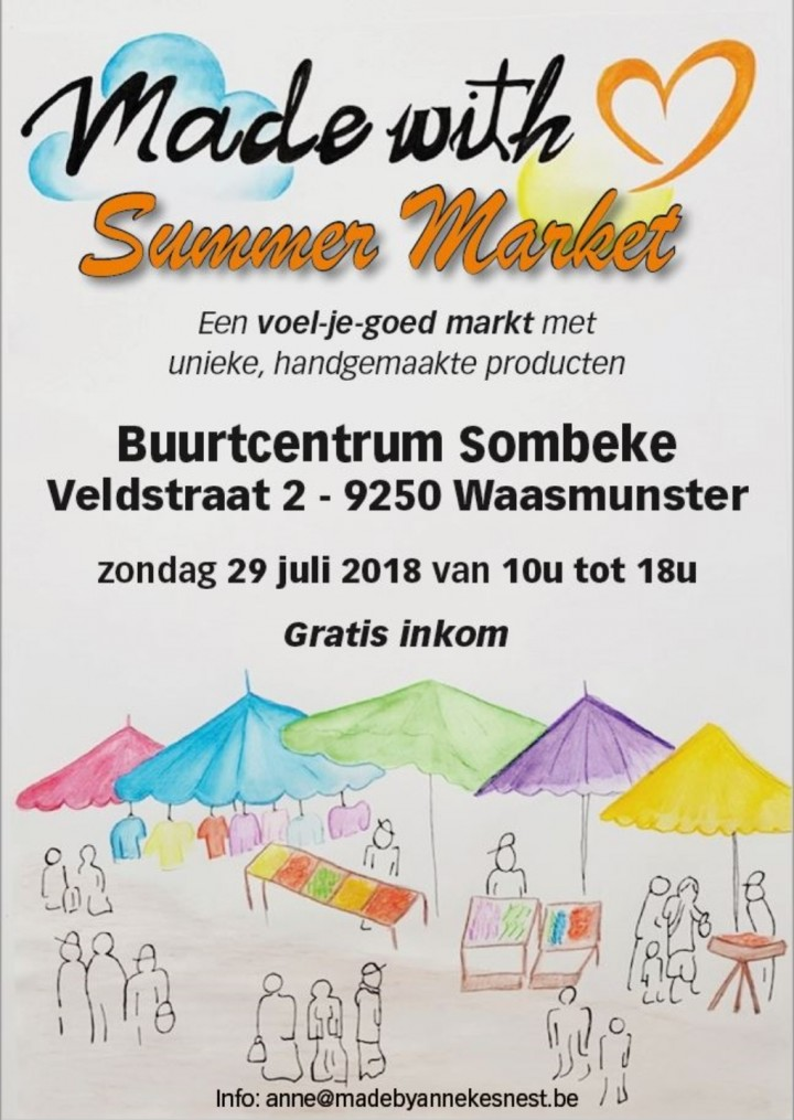Made with Love Summer Market