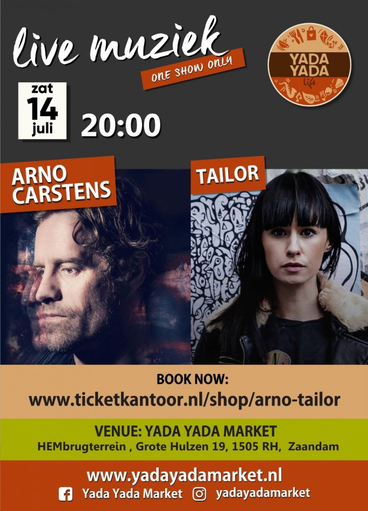 ARNO/TAILOR live