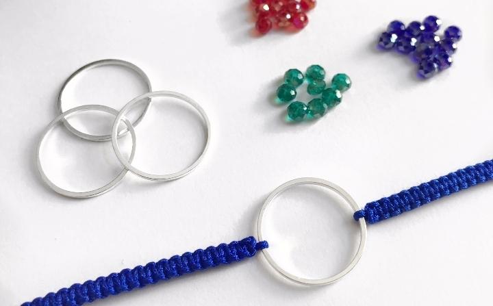 Macrame jewelry Workshop