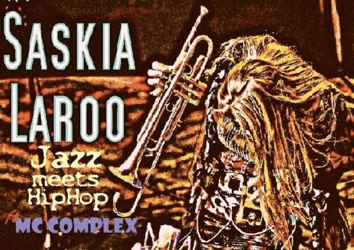 Saskia Laroo's Jazz meets Hiphop