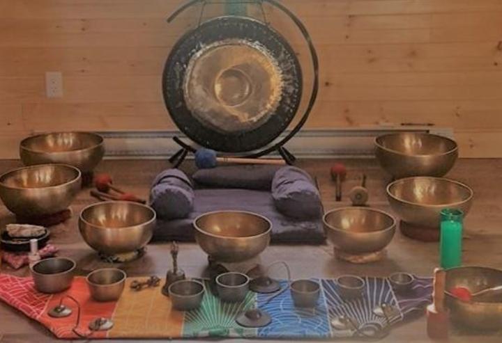 Concert Méditatif Bols Tibétains & Gong