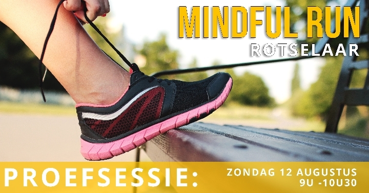 Proefsessie Mindful Run