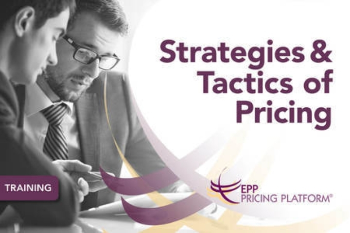 Strategies & Tactics of Pricing