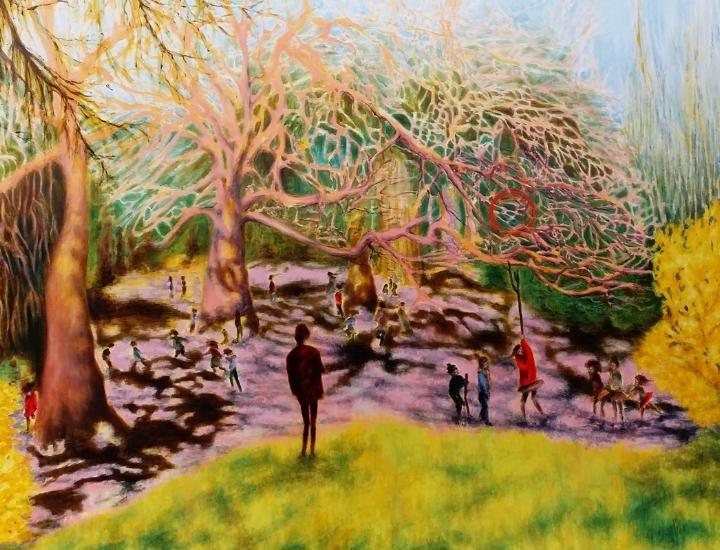 Diana Krilova exhibition of New Work