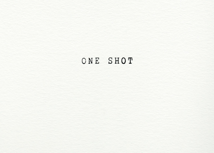 ONE SHOT | Carolina Pimenta