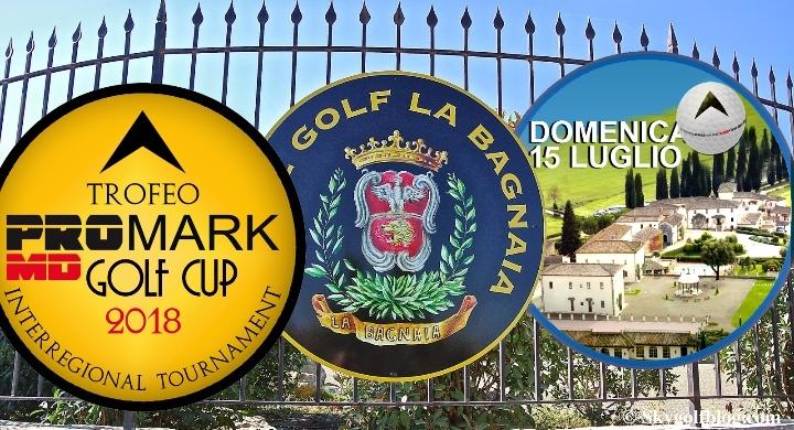 16° Tappa del Trofeo ProMark MD al Royal Golf La Bagnaia