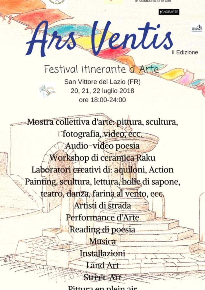 ARS VENTIS - Festival d'Arte