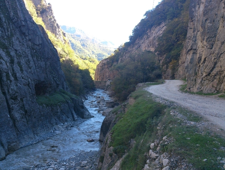 Tour to Laza waterfall, 7 beauty watefall, Nohur lake in Gabala
