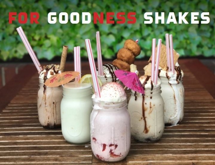 NEW MILKSHAKE BARS POP UP ACROSS ALL EIGHT EPIC BURGER LOCATIONS THROUGHOUT CHICAGOLAND